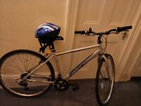 """Mens Hybrid Bike - 18"""", 21"""" Frames"""