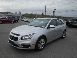 2016 Chevrolet Cruze 1LT Auto | Sunroof | Bluetooth