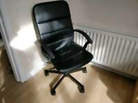 Black Ikea Office Chair
