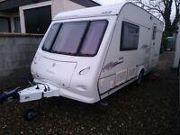 2007 Elddis Queensferry 482 – 2 Two Berth Caravan