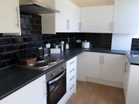 Large 3 bed house, 2 bathrooms, newly decorated.