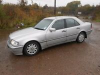 Mercedes c240 automatic ,12 months mot , electric windows and mirrors