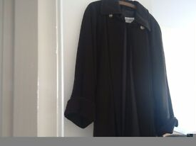 Coat and jacket for sale - both designer.