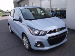 2016 Chevrolet Spark LT**3000 KM**AIR CLIM**MAGS**CAMERA