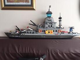 Lego (Blox) Battleship