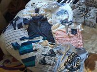 Baby boy bundle 9-12 mnths