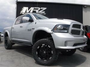2014 Dodge Ram 1500 Sport R/T - Crewcab - Lift kit 8'' Mags 20''