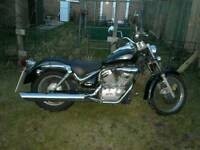 125cc suzuki intruder
