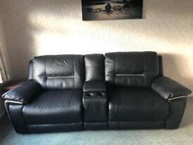 Electric reclining sofa