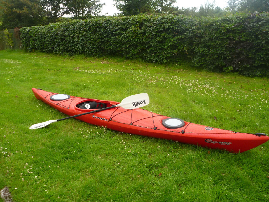 Perception Expression 14 Sea Kayak Paddle In Fochabers