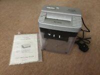 Small Electric Shredder