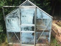 Eden Regent Aluminium Frame Greenhouse 6ft x 8ft