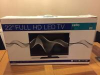 22inch HD LED TV Freeview
