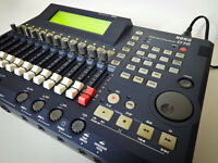 Korg D16 Digital Multitrack Recorder with SCSI Back Up Drive