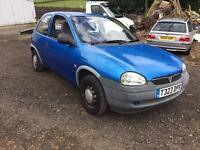 Classic Cora,Becoming very rare , only 64,000 miles