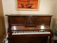 Upright Piano (tuned) Steinbach Great sound