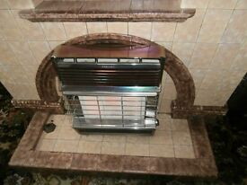 1940's Tiled Fire Place