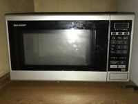 Sharp Digitial Microwave
