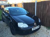 Cheap Automatic Volkswagen Golf low mileage