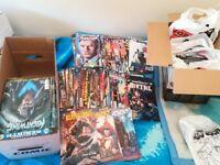 Comic books sale
