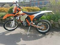 Ktm 250 xcf 2011 model road legal motd mint condition (low owner)