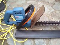 """Small electric hedge trimmer 12"""""""