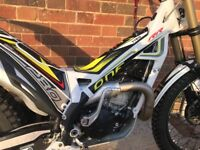 TRS 280 rr Trials Bike
