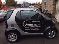 Smart Car for Parts