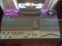 allen and heath gl2400 mixing desk