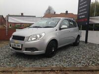 **EXCELLENT ORDER** 2009 CHEVROLET AVEO PETROL