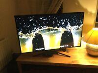 "As new 50"" Samsung Smart TV"