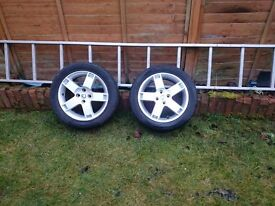 Rover Streetwise/25/45 wheels 205/50/R16
