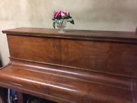 LOVELY STARTER PIANO - NEEDS TUNING BUT THE SOUND IS GREAT