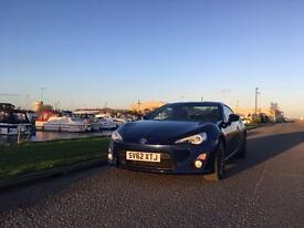Toyota GT86 D-4S Auto with Paddle Shift