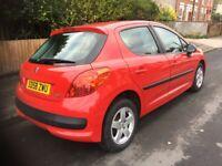 2008 Peugeot 207 S 1.4 Petrol 5 Door Hatchback