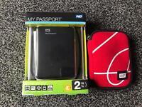 Western Digital WD My Passport Hard Drive 2TB