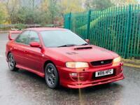 2000 Subaru Impreza turbo prodrive 278bhp cheap classic not evo wrx