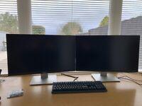 Dell gaming monitors u2715h