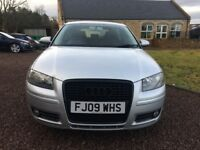 AUDI A3 1.6 3 Door Hatchback 72930 Miles Mot'd January 2019