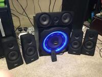 Tytan GXT 658 5.1 Surround Speakers