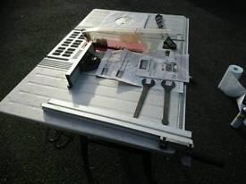 Draper table saw. Used twice