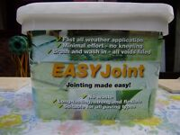 Easy Joint all weather grouting compound 12.5 Kg tub