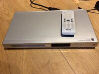 Phillips DVD Player with Remote Control