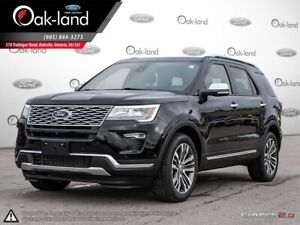 2019 Ford Explorer Platinum $1000 OAK-LAND BONUS APPLIED TO P...