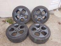 VW Monza Alloy wheels Golf Alloy wheel mk4 mk5