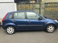 2009 Ford Fiesta 1.4 Blue. only 60000