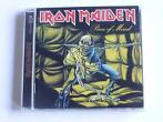 Iron Maiden - Piece of Mind (geremastered)