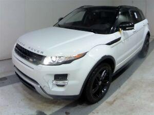 2013 Land Rover Evoque DYNAMIC, NAVI, PANO,