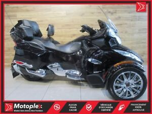 2013 Can-Am Spyder RT-S SE6