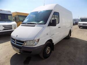 2006 Dodge Sprinter 2500 High Roof, 11 FOOT